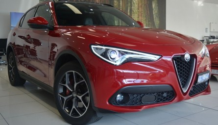 2017  Alfa Romeo Stelvio First Edition Wagon