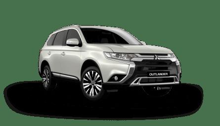 2020 Mitsubishi Outlander LS Wagon