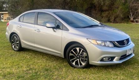 2015  Honda Civic Vti-l Sedan