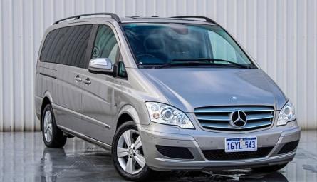 2011  Mercedes-Benz Viano Blueefficiency Wagon