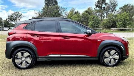 2019  Hyundai Kona Electric Highlander Wagon