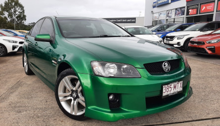 2010 Holden Commodore SV6 Sedan