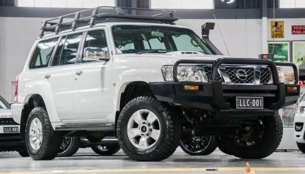 2009  Nissan Patrol St Wagon