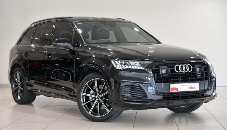 2020  Audi Q7 50 Tdi S Line Wagon