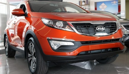 2011  Kia Sportage Platinum Wagon