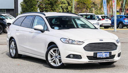 2017  Ford Mondeo Ambiente Wagon