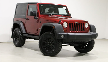 2011 Jeep Wrangler Sport Softtop