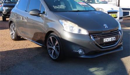 2012  Peugeot 208 Allure Premium Hatchback
