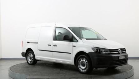 2019  Volkswagen Caddy Tsi220 Van