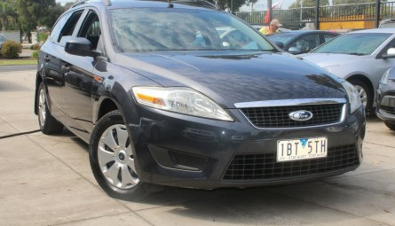 2010 Ford Mondeo LX Wagon