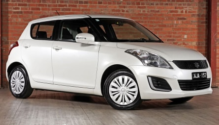 2016 Suzuki Swift GL Hatchback
