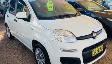 2015  Fiat Panda Easy Hatchback