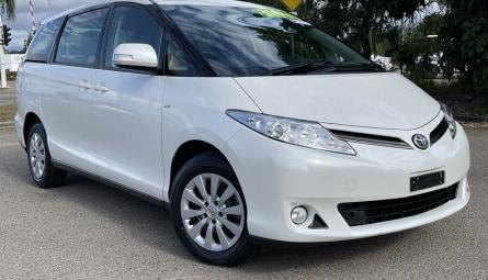 2016  Toyota Tarago Gli Wagon