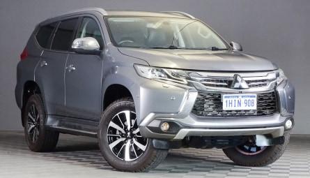 2018  Mitsubishi Pajero Sport Exceed Wagon