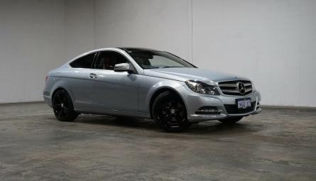 2012  Mercedes-Benz C-Class C250 Blueefficiency Coupe