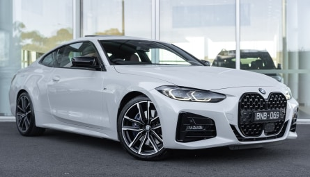 2020  BMW 4 Series 430i M Sport Coupe
