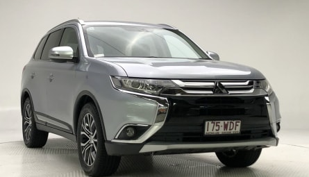 2015  Mitsubishi Outlander Xls Wagon