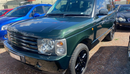 2002 Land Rover Range Rover Vogue HSE Wagon