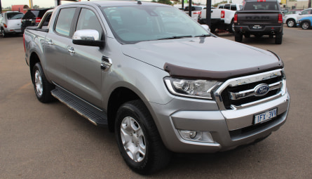 2015 Ford Ranger XLT Utility Double Cab