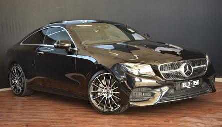 2020  Mercedes-Benz E-Class E300 Coupe