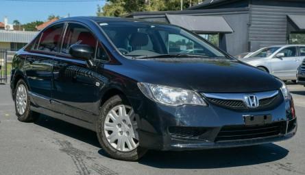 2009 Honda Civic VTi-L Sedan