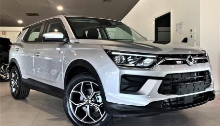 2020 SsangYong Korando ELX Wagon