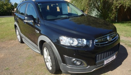2014 Holden Captiva 7 LTZ Wagon