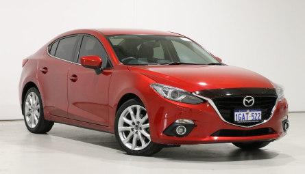 2016  Mazda 3 Sp25 Gt Sedan