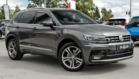 2019 Volkswagen Tiguan 132TSI R-Line Edition Wagon
