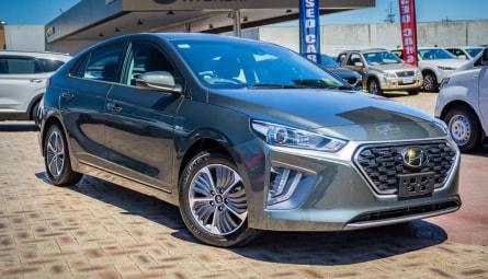 2020 Hyundai IONIQ plug-in Elite Fastback