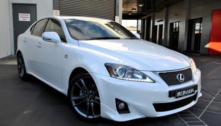 2012  Lexus IS Is250 F Sport Sedan