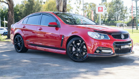 2015  Holden Commodore Ss V Redline Sedan