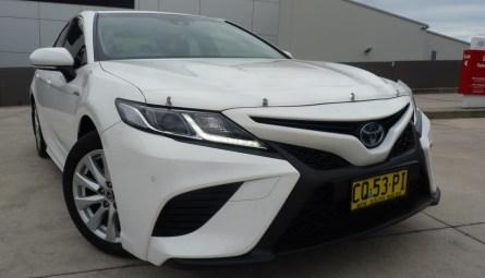2018  Toyota Camry Ascent Sport Sedan