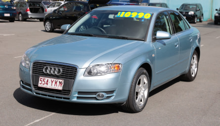 2007  Audi A4Sedan