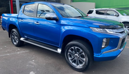 2020  Mitsubishi Triton Gls Utility Double Cab