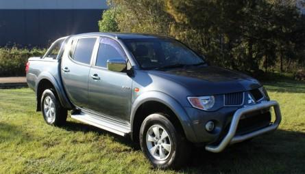 2007  Mitsubishi Triton Glx-r Utility Double Cab