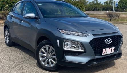 2020  Hyundai Kona Go Wagon