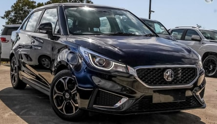 2020 MG MG3 Excite Hatchback