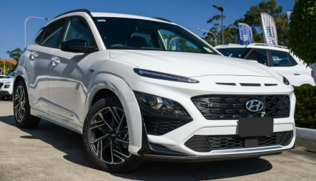 2021  Hyundai Kona N-line Wagon