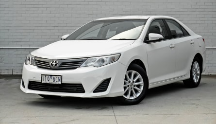 2014 Toyota Camry Altise Sedan