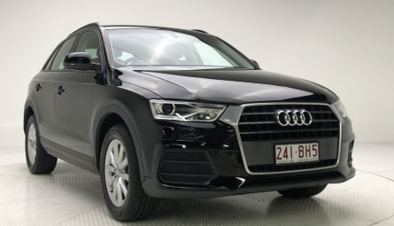 2017 Audi Q3 TFSI Wagon