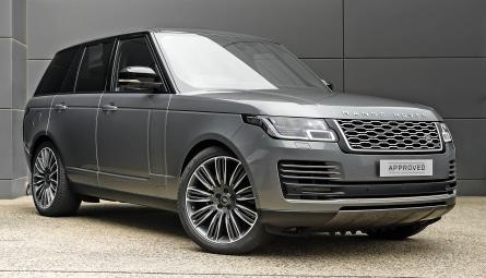 2019 Land Rover Range Rover V8SC Autobiography Wagon