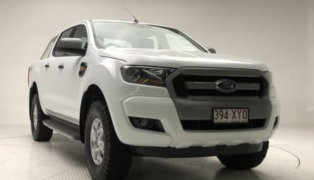 2017  Ford Ranger Xls Utility Double Cab
