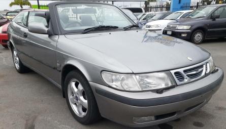 2001 Saab 9-3 S Convertible