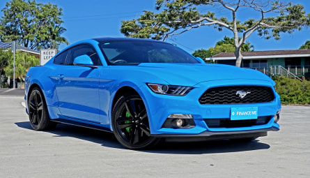 2017 Ford MustangFastback
