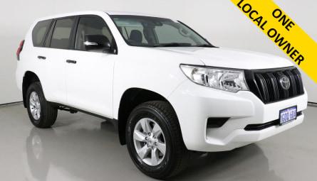 2018  Toyota Landcruiser Prado Gx Wagon