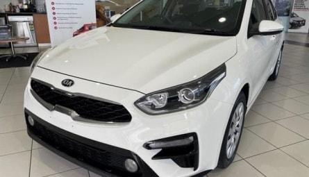 2019 Kia Cerato S Sedan