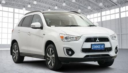 2015  Mitsubishi ASX Xls Wagon