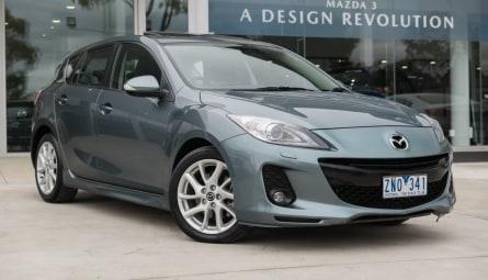 2012 Mazda 3 SP25 Hatchback