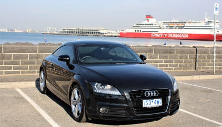 2011  Audi TTCoupe